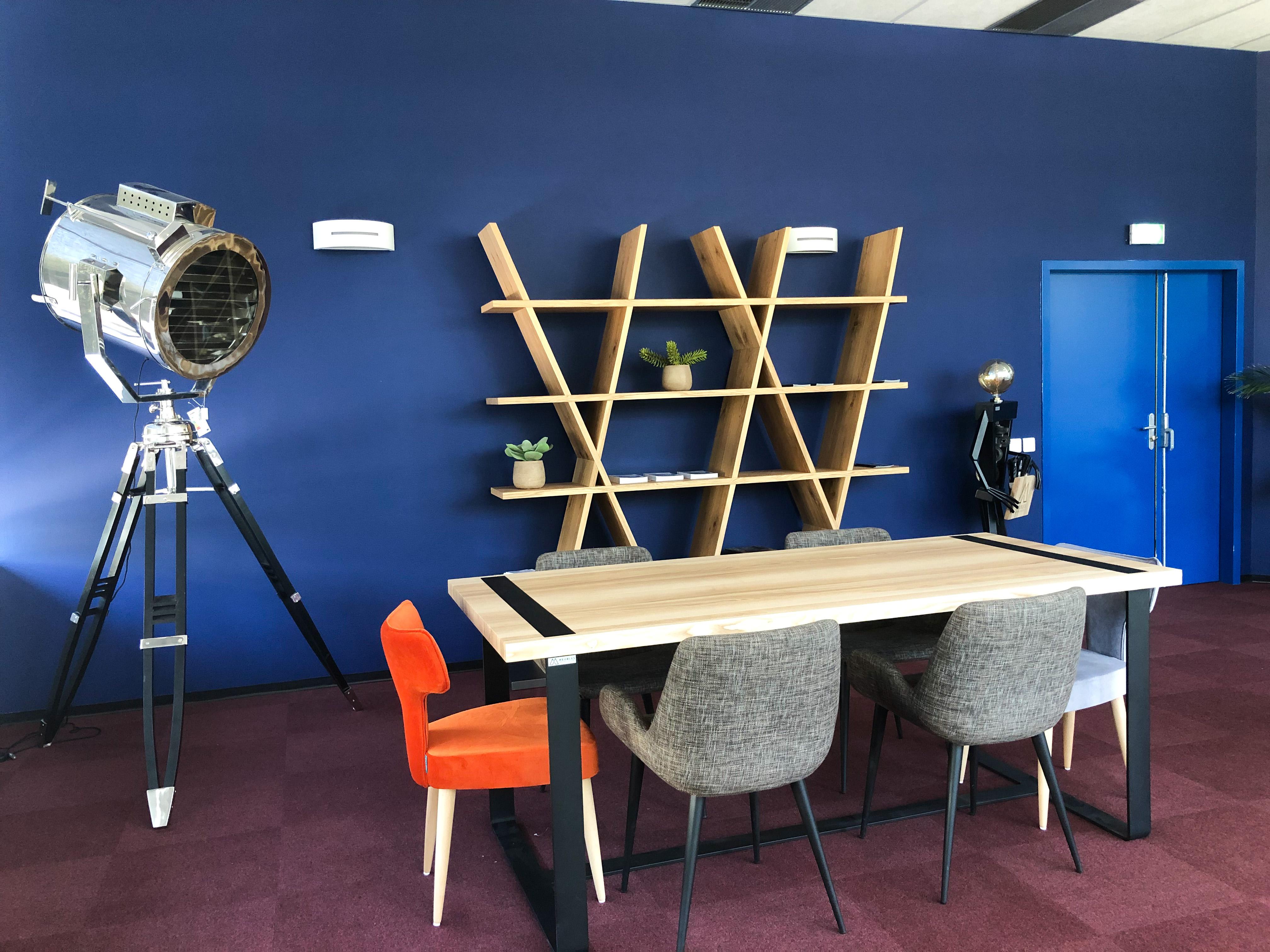 Un nouvelle salle dans un esprit «Creative Room»
